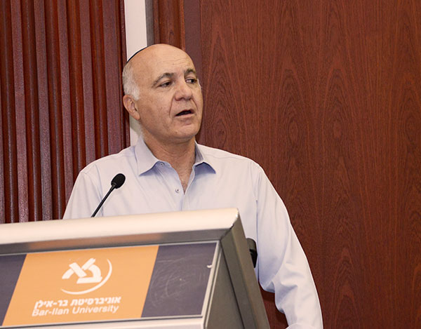"""Yoram Cohen, Former Director of the Israel Security Agency (Shin Bet), speaks on """"Addressing Israel's Internal Security Challenges"""